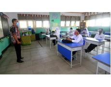 Memantau Kualitas Udara Dalam Ruangan Kelas Dengan Data Logger Karbon Dioksida