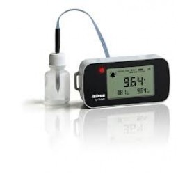 InTemp Bluetooth Low Energy Temperature (with Glycol) Data Logger - CX402-TXXX