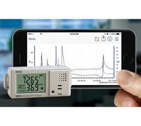 Data Logger Suhu dan Kelembaban HOBO MX1101 Temperature/RH