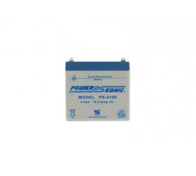 Replacement 10 Ahr battery for U30 and RX3000 - HRB-U30-S100