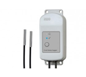 Two External Temperature Sensors Data Logger - HOBO - MX2303